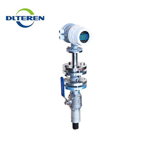 digital insertion type low price electromagnetic flow meter