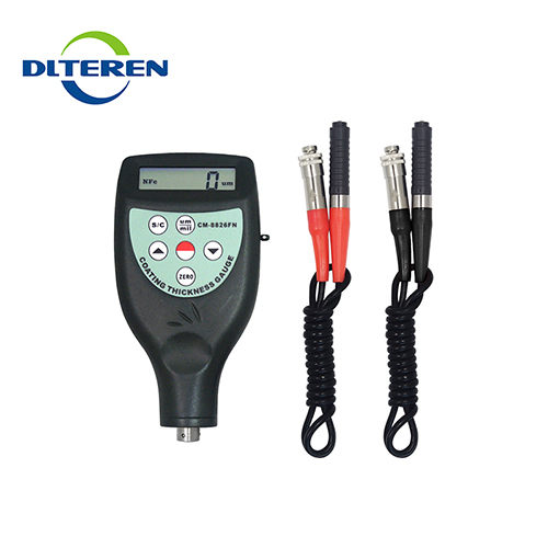 Magnetic And Eddy Current Coating Thickness Gauge