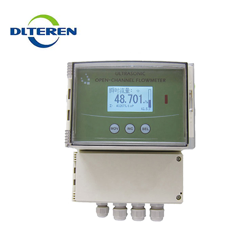 Ultrasonic open channel flowmeter can reduce the error of multi-channel measurement system