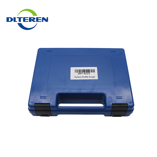 digital surface profile gauge surface roughness tester