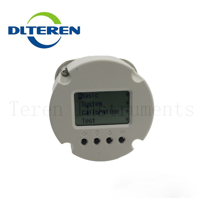 Battery powered electromagnetic flow meter converter DTI-2000