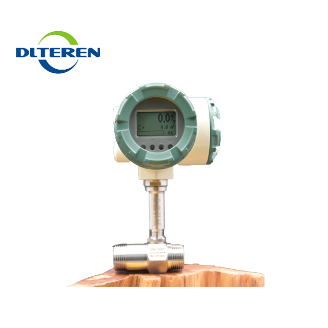 Good performance turbine flow meter converter made in China